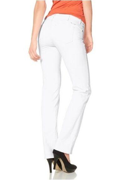 Wrangler Wrangler Wrangler Vaqueros Elásticos W27-W36 L30 Nuevo Mujer Pantalones Denim Sara 13c5f1
