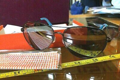 Bello Zoobug Bordo Blu 100% Protezione Uv Kids Shades Occhiali Da Sole Specchio 6-12yrs- Promuovi La Produzione Di Fluidi Corporei E Saliva