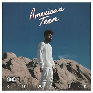 Khalid-American-Teen-CD