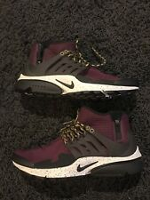 buy popular 6dc63 24d7d item 3 New Nike Air Presto Mid Utility Men s Shoes Bordeaux 859524 600 -New Nike  Air Presto Mid Utility Men s Shoes Bordeaux 859524 600