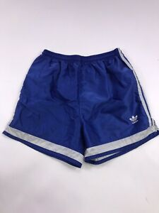 1970 's vintage Adidas shiny track pants boxer Hotpants