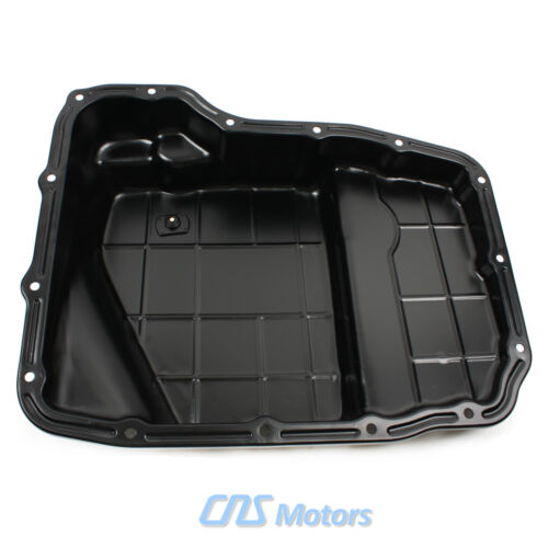 Transmission Pan for 99-09 Chrysler Dodge Jeep 3.7L 4.7L 5.7L 6.7L 4WD 5013681AA