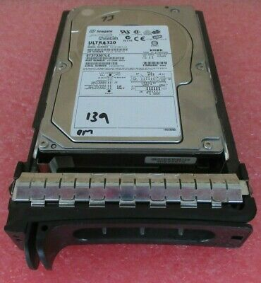 "Seagate Cheetah 72GB 10K RPM Ultra 320 SCSI Server 3.5/"" Hard Drive ST373307LC"