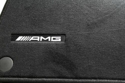 Mercedes Benz AMG Original Velour Paillassons W 177 A classe noir LHD NEUF