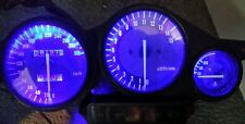 BLUE YAMAHA Yzf600 thundercat led dash clock conversion kit lightenUPgrade