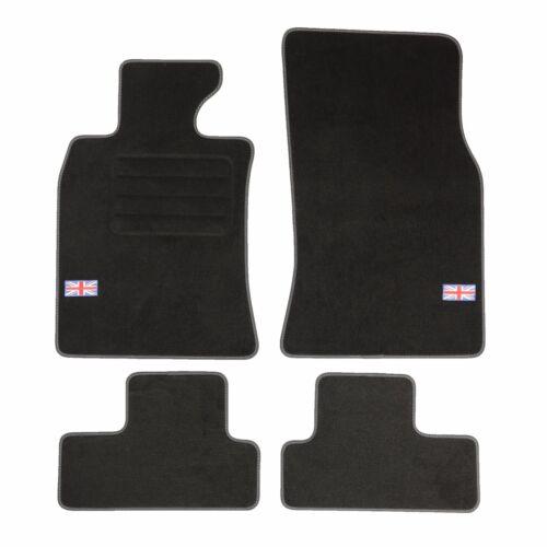 Mini R56 depuis 2006-2013  tapis de sol moquette velours