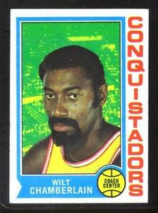 Offer Up San Diego >> 1974-75 Topps #250 Wilt Chamberlain SAN DIEGO ...