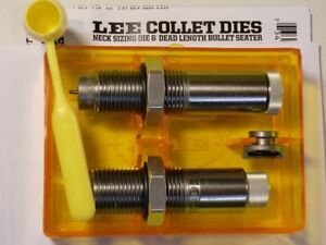 Lee .17 Rem. 17 Remington Collet 2 Die Set Lee 90804