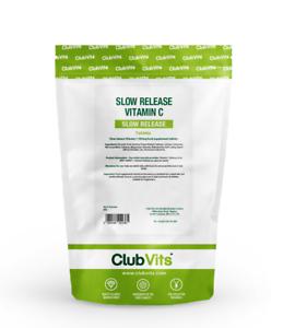La-Vitamina-C-LENTO-RILASCIO-500mg-Immunita-90-Compresse-CLUB-Vits