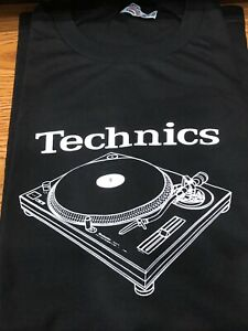 DJ VINYL HAND T SHIRT DJ 1200 TURNTABLE MUSIC TURNTABLE DJ  RECORDS