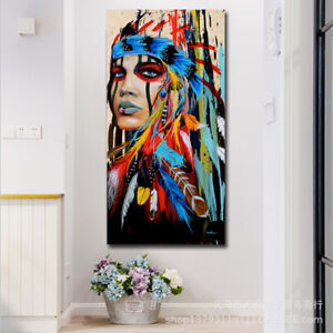 New-Modern-Abstract-Oil-Painting-Canvas-Wall-Art-Poster-Print-Picture-Home-Decor