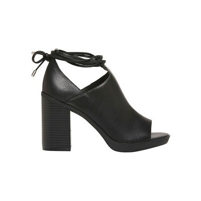 NEW Lipstik Noll Black Sandal