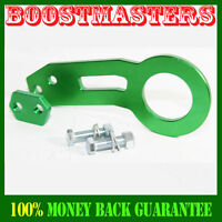 For 88-00 Honda Civic Integra Acura Tow Hook Rear Green