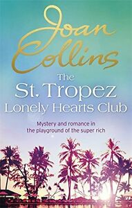 Joan-Collins-The-st-Tropez-Lonely-Hearts-Club-Tout-Neuf-Envoi-GB