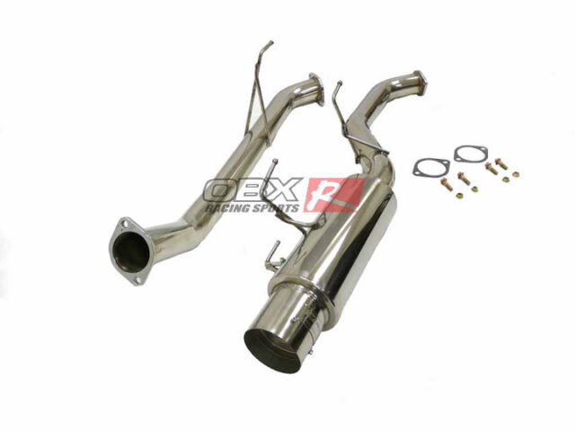 OBX Catback Exhaust For 1993 To 1999 Toyota Celica GT-Four All-Trac 2.0T 3S-GTE