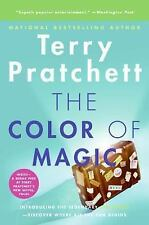 Discworld: The Color of Magic 1 by Terry Pratchett (2005, Paperback)