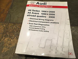 image is loading 1998-1999-2000-audi-a6-allroad-electrical-wiring-