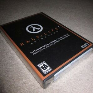 Details about Half-Life 1 Anthology First Print (PC/Windows 10/8) i 2 3  brand new SEALED
