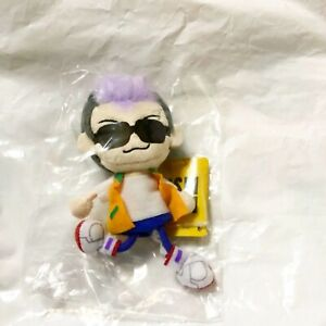 Banana Fish Puppet Charm Shorter Wong Plush Doll Stuffed Toy Anime