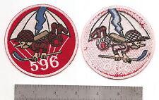 Jiminey Cricket USS Plaice SS 390 b596 BC Patch Cat No