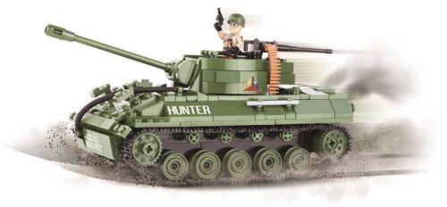 Kleine Armee Panzer M18 Hellcat World of Tanks Konstruktion Spielzeug Bausteine