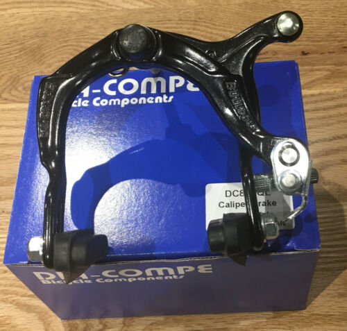 Dia-Compe old school BMX BULLDOG bicycle FRONT brake caliper BLACK
