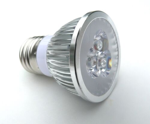 LED3x3 Watt 850nm IR Infrared illuminator Spot-light E27 bulb for CCTV Cameras