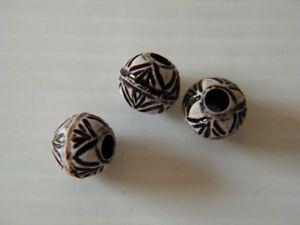 50-schoene-Kordelenden-Perlen-Kugeln-natur-braun-8mm