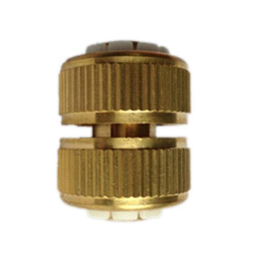 Garten rasen Wasserschlauch rohrverbinder mender repairer fitting stecker 12mm ^