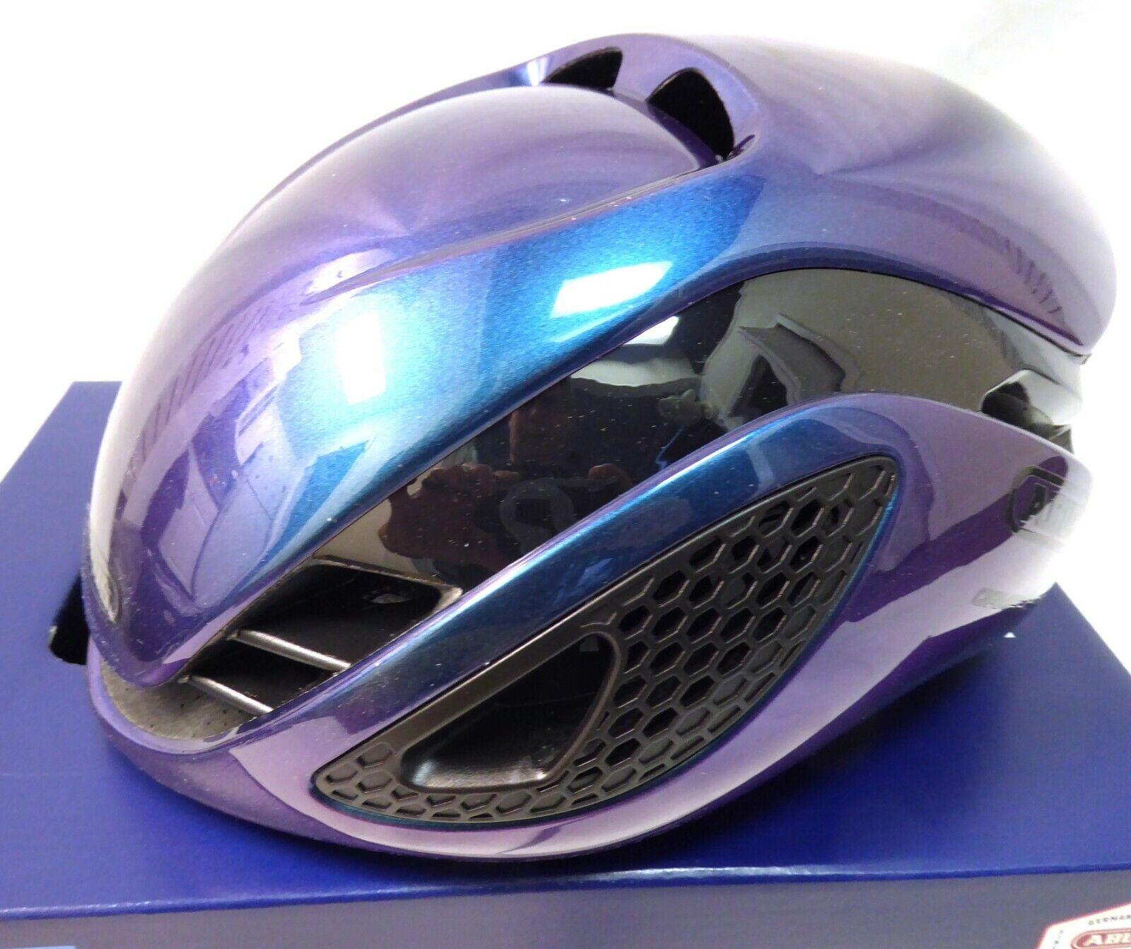 Abus Juegochanger casco Flip Flop púrpura grande