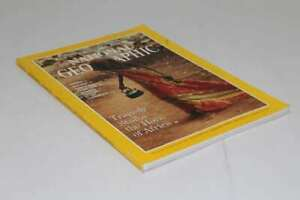 National-Geographic-Magazin-August-1993-MBox236-Tragoedie-Hebel-The-Horn-Von