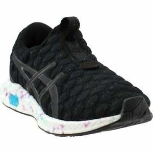 ASICS-Hypergel-Kenzen-Running-Shoes-Casual-Running-Shoes-Black-Womens