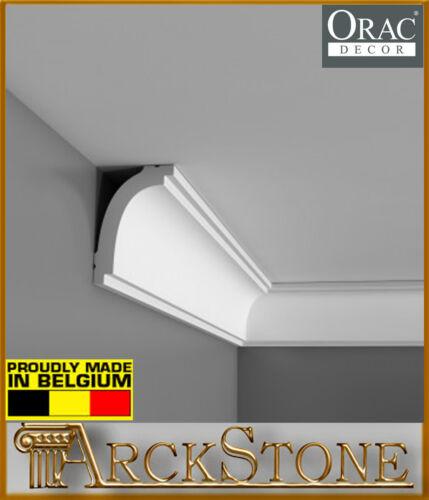 ARCKSTONE ORAC DECOR Basixx CB 523 Cornice soffitto parete bianco polistirolo