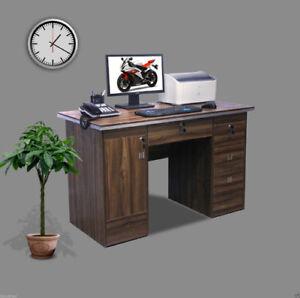 Pc Table Office Desk Workstation 4