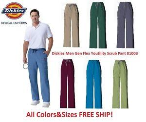 3b77e636394 Dickies Men Gen Flex Youtility Scrub Pant 81003 All Colors&Sizes ...