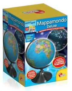 Pequeño Genio - Mapa Y Planetario Deluxe Lisciani Giochi