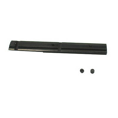22 rifle air 3//8 dove tail 9mm 10mm 11mm scope mount adapter weaver picatinny