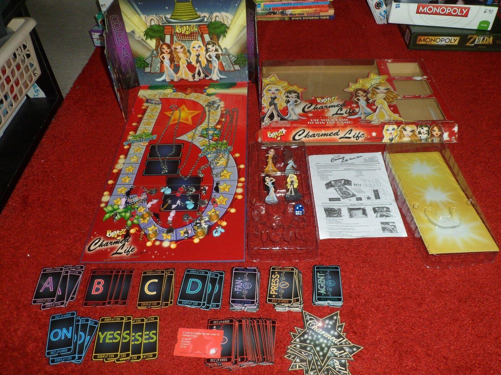 Bratz Charmed Life Board Game by Vivid Imaginations MGA