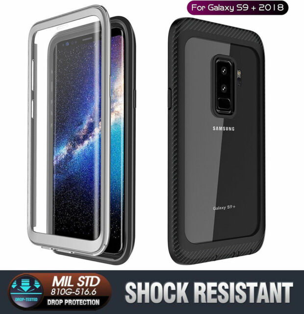 Galaxy S9 Plus Thin 360 Full Protective Case Shockproof For Samsung Galaxy S9+