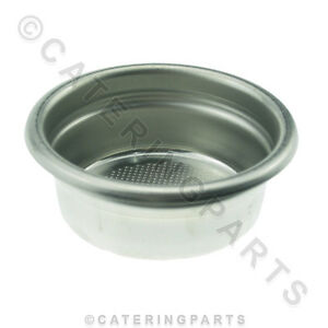 70mm-2-CUP-14-gram-FILTER-FOR-COFFEE-MACHINE-57mm-TAMPER-FITS-MARZOCCO-L116-A