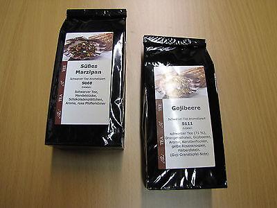 Buttertrüffel --- Schwarzer Tee aromatisiert --- S035