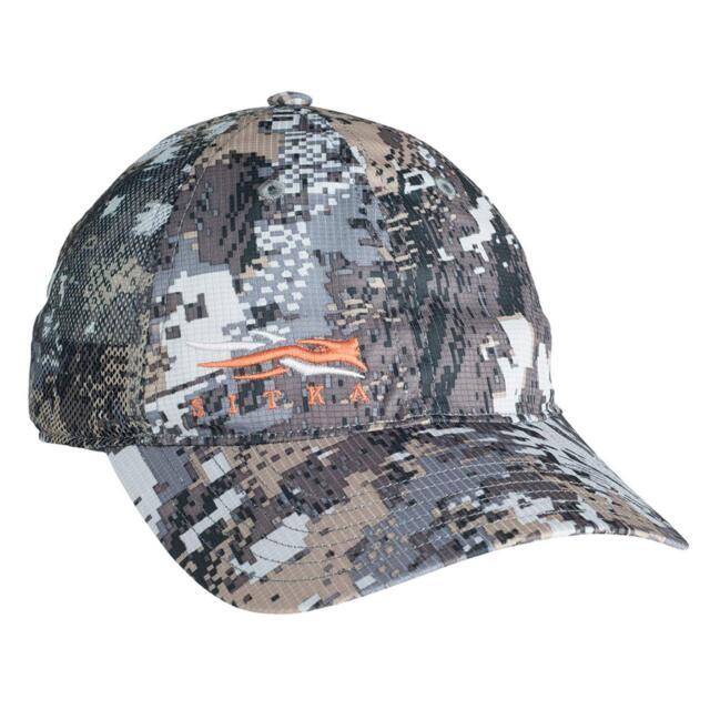 Sitka Gear ESW Hat Cap, Optifade Elevated II, OSFA - 90255-EV-OSFA