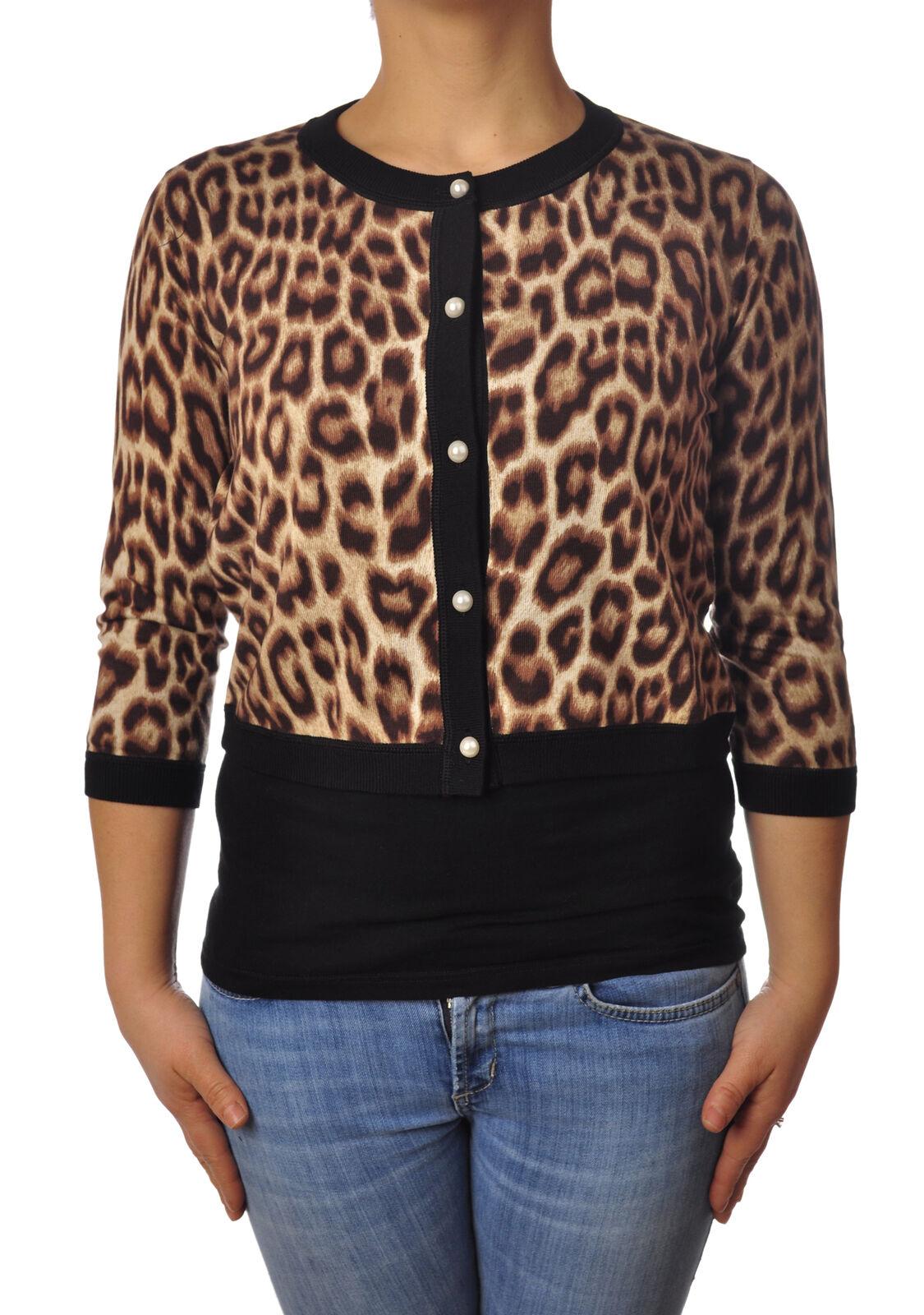 Twin Set - Knitwear-Cardigan - Frau - Fantasy - 4958801H183927
