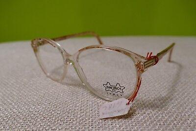 Ben Informato Occhiali Eyeglassesluxottica 4182 Nuovo Original Vintage Morbido E Antislipore