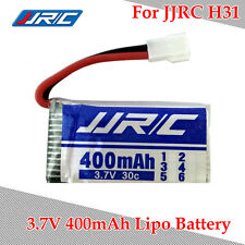 1 Pcs JJRC H31 RC Quadcopter Drone Spare Parts 3.7V 400mAh Lipo Battery Durable