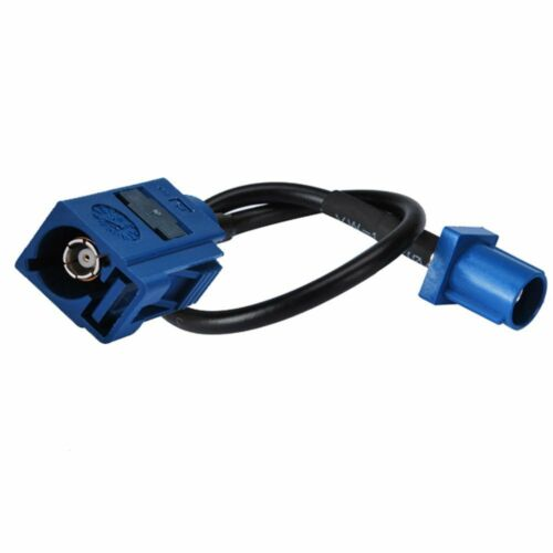 """10ft RF coax Cable Electrical Wire Fakra /""""C/"""" Male to Fakra /""""C/"""" Female Adapter f"""