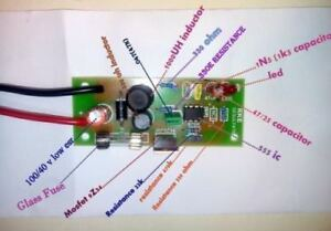 12-Voltage-Lead-Acid-Battery-Desulfator-Assembled-Kit-Maintainer-GEL-Regenerator