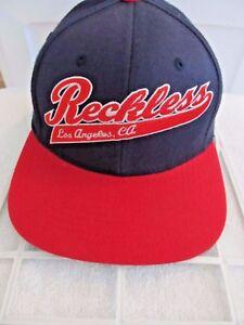 a8d4b420d2a89 Y R Young   Reckless Los Angeles Adjustable Snapback Baseball Cap ...