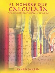 El-Hombre-Que-Calculaba-Paperback-by-Malba-Tahan-Brand-New-Free-shipping