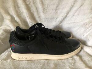 también resumen conjunto  Adidas Stan Smith CNY Year Of The Rooster Mens Black Tennis Shoes Sneakers  8.5 | eBay